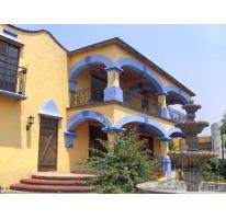 Foto de casa en venta en  , san nicolás totolapan, la magdalena contreras, distrito federal, 1855086 No. 01