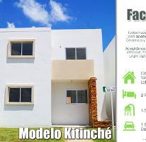 Foto de casa en venta en, san pedro cholul, mérida, yucatán, 1098667 no 01