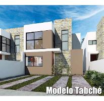 Foto de casa en venta en  , san pedro cholul, mérida, yucatán, 2587905 No. 01