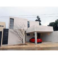 Foto de casa en venta en  , san pedro cholul, mérida, yucatán, 2603889 No. 01