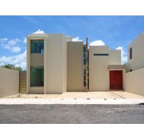 Foto de casa en venta en  , san pedro cholul, mérida, yucatán, 2640959 No. 01