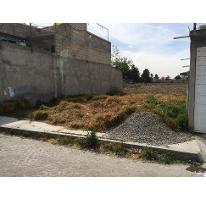 Foto de terreno habitacional en venta en  , san pedro, toluca, méxico, 2266822 No. 01
