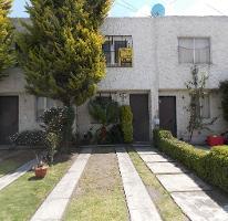 Foto de casa en venta en  , san pedro totoltepec, toluca, méxico, 3047562 No. 01