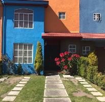 Foto de casa en renta en  , san pedro totoltepec, toluca, méxico, 4234633 No. 01