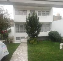 Foto de casa en venta en  , san pedro zacatenco, gustavo a. madero, distrito federal, 3953686 No. 01