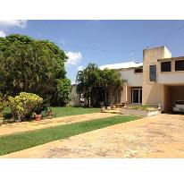 Foto de casa en renta en  , san ramon norte, mérida, yucatán, 2514932 No. 01