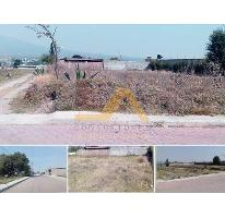 Foto de terreno habitacional en venta en  , san sebastián atlahapa, tlaxcala, tlaxcala, 1780206 No. 01
