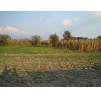 Foto de terreno habitacional en venta en  , san sebastián, metepec, méxico, 2960478 No. 01