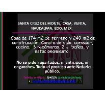 Foto de casa en venta en  , santa cruz del monte, naucalpan de juárez, méxico, 2904531 No. 01