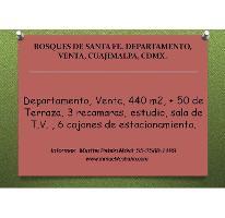 Foto de departamento en venta en  , santa fe cuajimalpa, cuajimalpa de morelos, distrito federal, 2616283 No. 01