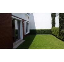 Foto de casa en renta en  , santa fe la loma, álvaro obregón, distrito federal, 2147587 No. 01