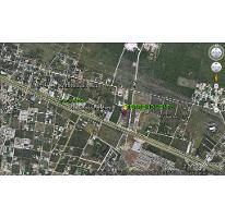 Foto de terreno habitacional en venta en, santa gertrudis copo, mérida, yucatán, 1549838 no 01