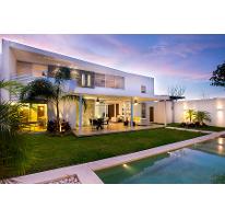 Foto de casa en condominio en venta en, santa gertrudis copo, mérida, yucatán, 1600126 no 01