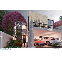 Foto de casa en venta en  , santa gertrudis copo, mérida, yucatán, 1828880 No. 01