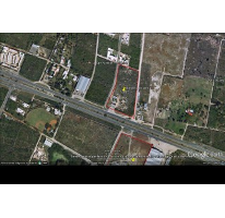 Foto de terreno comercial en venta en, santa gertrudis copo, mérida, yucatán, 2236030 no 01