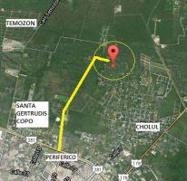 Foto de terreno habitacional en venta en, santa gertrudis copo, mérida, yucatán, 2236866 no 01