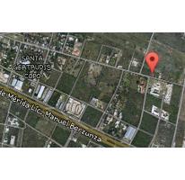 Foto de terreno habitacional en venta en, santa gertrudis copo, mérida, yucatán, 2308659 no 01