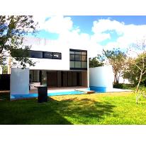 Foto de casa en venta en  , santa gertrudis copo, mérida, yucatán, 2312133 No. 01