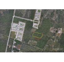 Foto de terreno habitacional en venta en  , santa gertrudis copo, mérida, yucatán, 2621590 No. 01