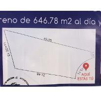 Foto de terreno habitacional en venta en  , santa gertrudis copo, mérida, yucatán, 2862376 No. 01