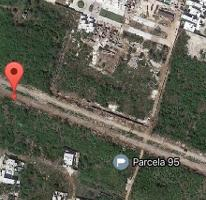 Foto de terreno habitacional en venta en  , santa gertrudis copo, mérida, yucatán, 4214722 No. 01