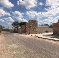 Foto de terreno habitacional en venta en  , santa gertrudis copo, mérida, yucatán, 4246854 No. 01
