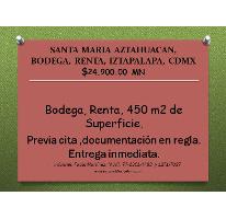Propiedad similar 2309896 en Santa Maria Aztahuacan.
