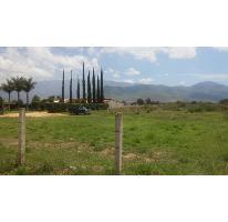 Foto de terreno habitacional en venta en  , santa maria del tule, santa maría del tule, oaxaca, 976633 No. 01