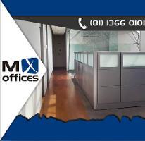 Foto de oficina en renta en  , santa maría, monterrey, nuevo león, 3431651 No. 01