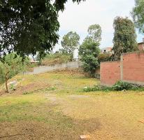 Foto de terreno habitacional en venta en  , santa maría tepepan, xochimilco, distrito federal, 3963646 No. 01