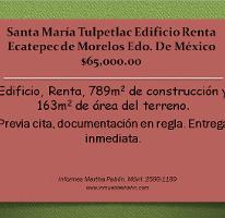 Propiedad similar 2278924 en Santa María Tulpetlac.