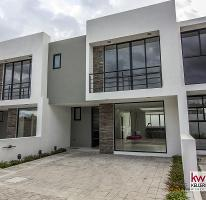 Foto de casa en venta en  , santa maría xixitla, san pedro cholula, puebla, 4214968 No. 01