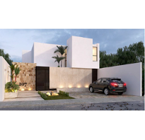Foto de casa en venta en  , santa rita cholul, mérida, yucatán, 1616498 No. 01