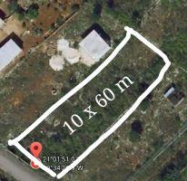 Foto de terreno habitacional en venta en, santa rita cholul, mérida, yucatán, 1725584 no 01