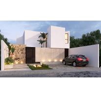 Foto de casa en venta en  , santa rita cholul, mérida, yucatán, 2591135 No. 01