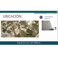 Foto de terreno habitacional en venta en  , santa rita cholul, mérida, yucatán, 2921303 No. 01