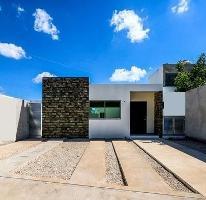 Foto de casa en venta en  , santa rita cholul, mérida, yucatán, 4347322 No. 01