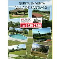 Foto de rancho en venta en  , santiago centro, santiago, nuevo león, 2518960 No. 01