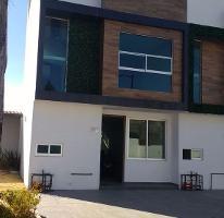 Foto de casa en venta en  , santiago momoxpan, san pedro cholula, puebla, 4281081 No. 01