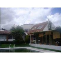Foto de casa en venta en  , santiago oxtotitlán, villa guerrero, méxico, 1141909 No. 01