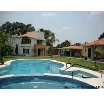 Foto de casa en venta en  , santiago, yautepec, morelos, 1076499 No. 01