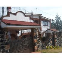 Foto de casa en venta en  , santo tomas ajusco, tlalpan, distrito federal, 2666128 No. 01