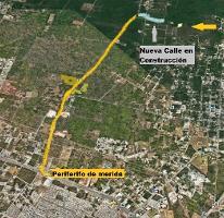 Foto de terreno habitacional en venta en s/c s/n , cholul, mérida, yucatán, 0 No. 01