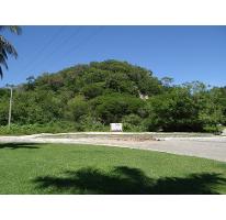 Foto de terreno habitacional en venta en  , sector e, santa maría huatulco, oaxaca, 2638464 No. 01