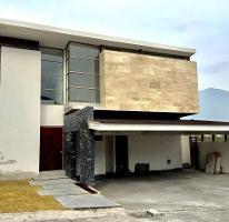 Foto de casa en venta en  , sierra alta 1era. etapa, monterrey, nuevo león, 4549561 No. 01
