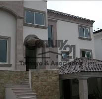 Foto de casa en venta en  , sierra alta 3er sector, monterrey, nuevo león, 3981986 No. 01