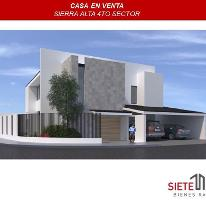 Foto de casa en venta en  , sierra alta 4 sector, monterrey, nuevo león, 2507429 No. 01