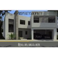 Foto de casa en venta en  , sierra alta 5 sector, monterrey, nuevo león, 2616345 No. 01