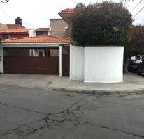 Foto de casa en renta en sierra fria , lomas 4a sección, san luis potosí, san luis potosí, 0 No. 01