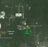 Foto de terreno habitacional en venta en  , sierra papacal, mérida, yucatán, 1289411 No. 01